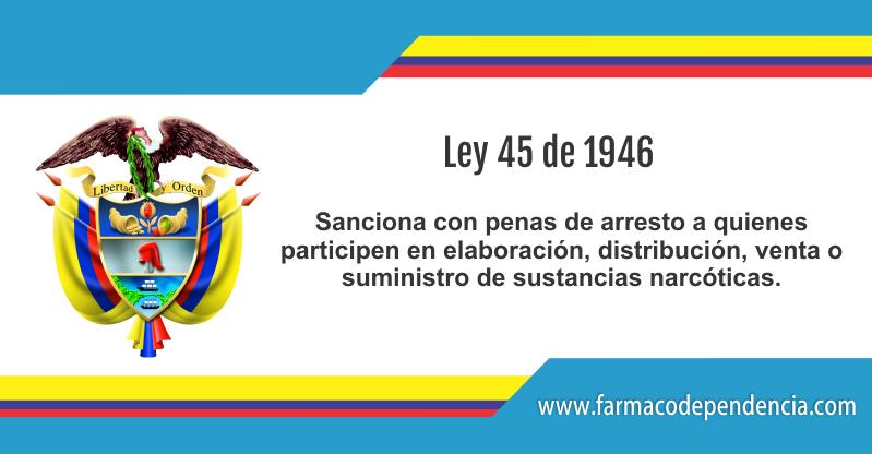 Ley 45 de 1946