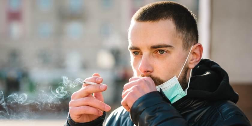Fumar empeora los síntomas de coronavirus