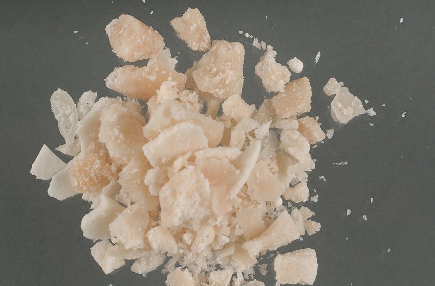 Pasta básica de cocaína