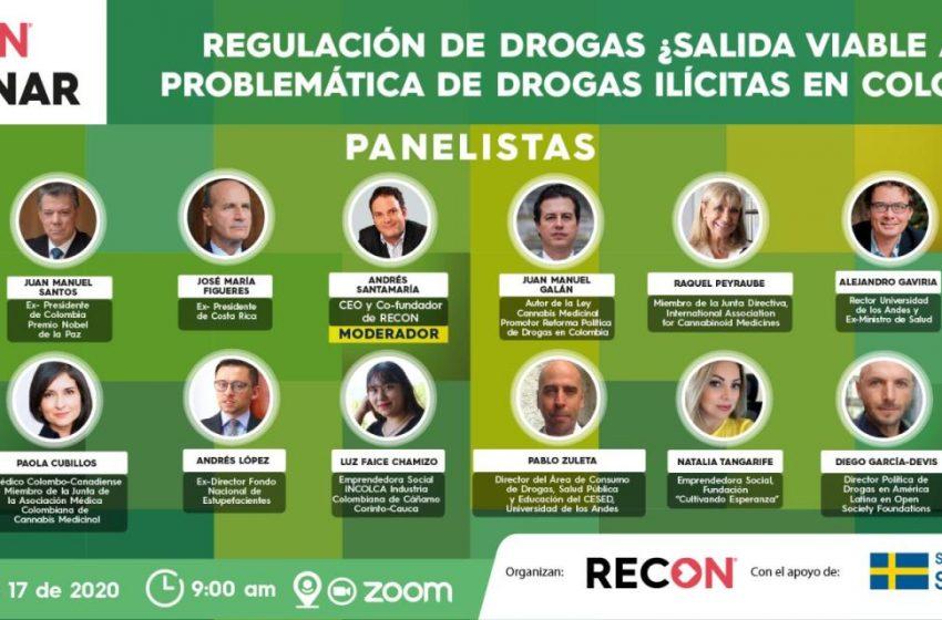 «Regulación de Drogas: ¿Salida Viable a la Problemática de Drogas Ilícitas en Colombia?»