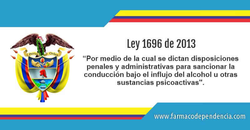 Ley 1696 de 2013