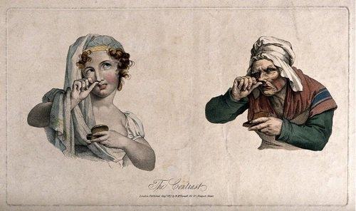 El Tabaco en Polvo