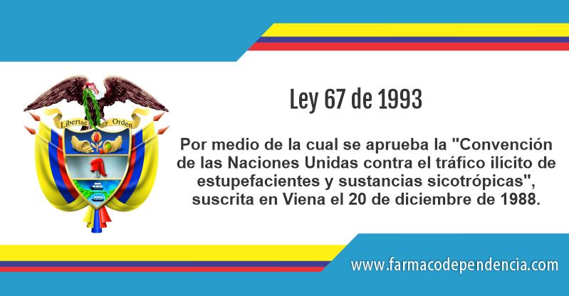 Ley 67 de 1993