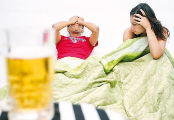 Consumir una media de 5 bebidas de alcohol a la semana puede afectar a la fertilidad