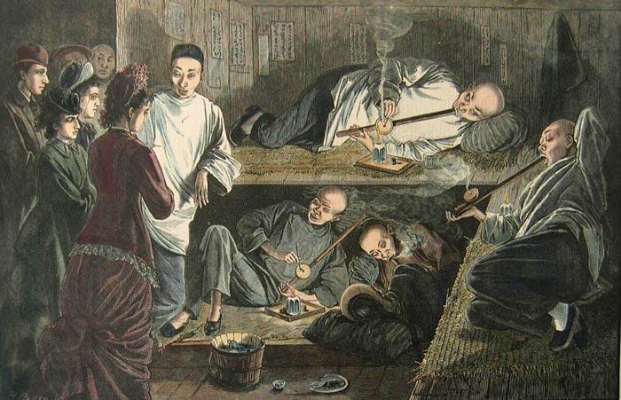 El Opio