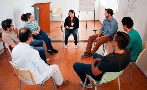 Terapia de grupo para pacientes con TUS