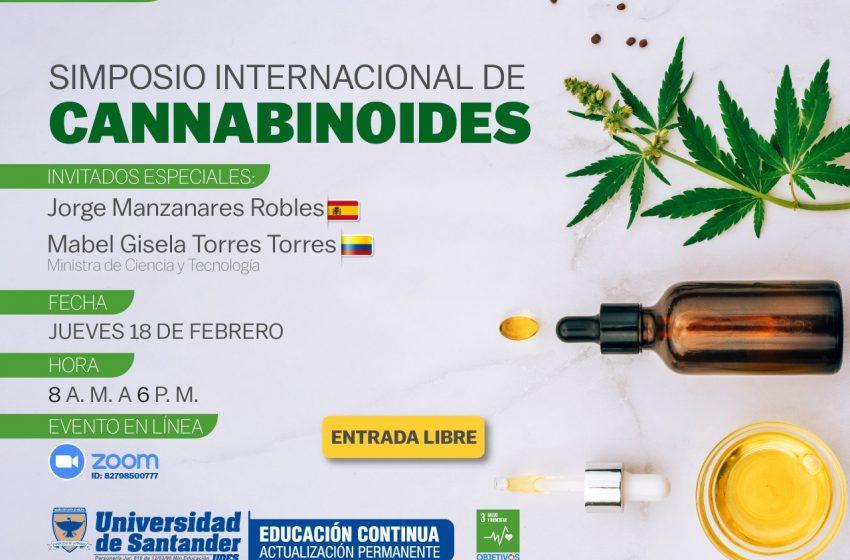 Simposio Internacional de Cannabinoides