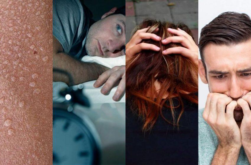 Conceptos referidos al uso de sustancias: Abuso, Dependencia, Tolerancia, Síndrome de Abstinencia y Craving