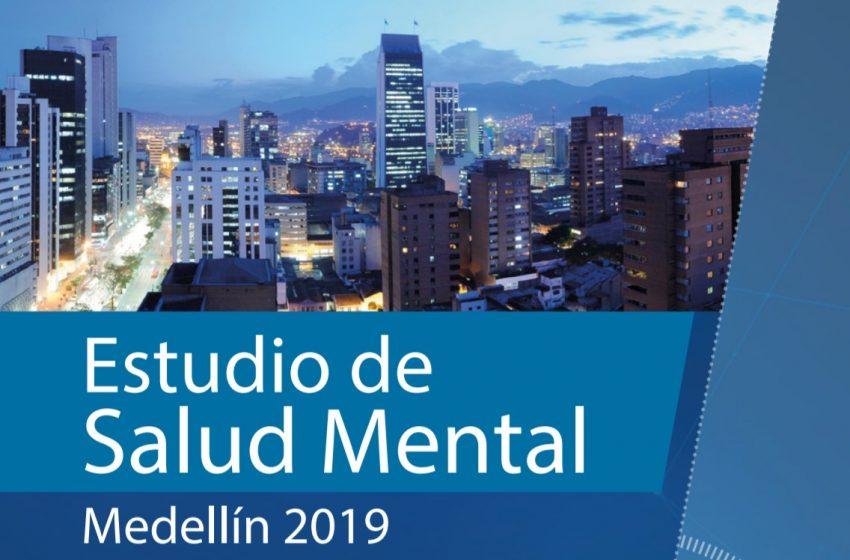Estudio de Salud Mental – Medellín 2019