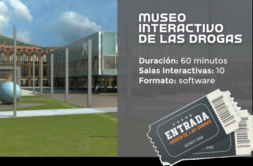 Museo interactivo de las drogas
