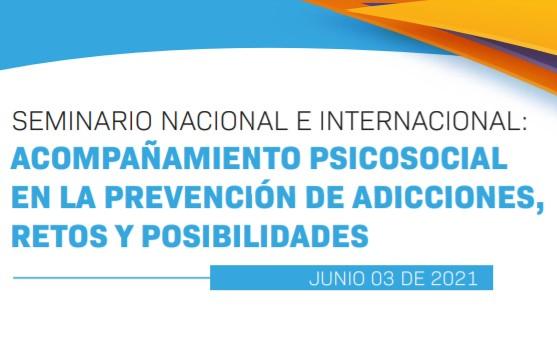 Seminario Nacional e Internacional