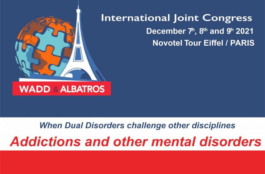 WADD/ALBATROS INTERNATIONAL JOINT CONGRESS